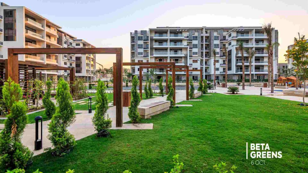 Apartments for sale in Beta Gardens October