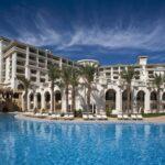 swimming pool in stella di mare hotel realestate eg