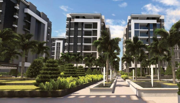 Apartments for sale in Castle Landmark Compound