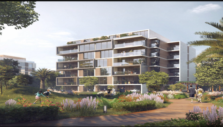 Apartments for sale in Jada iwan New Cairo