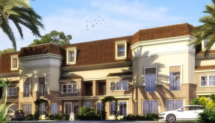 Flats For Sale in Sarai New Cairo