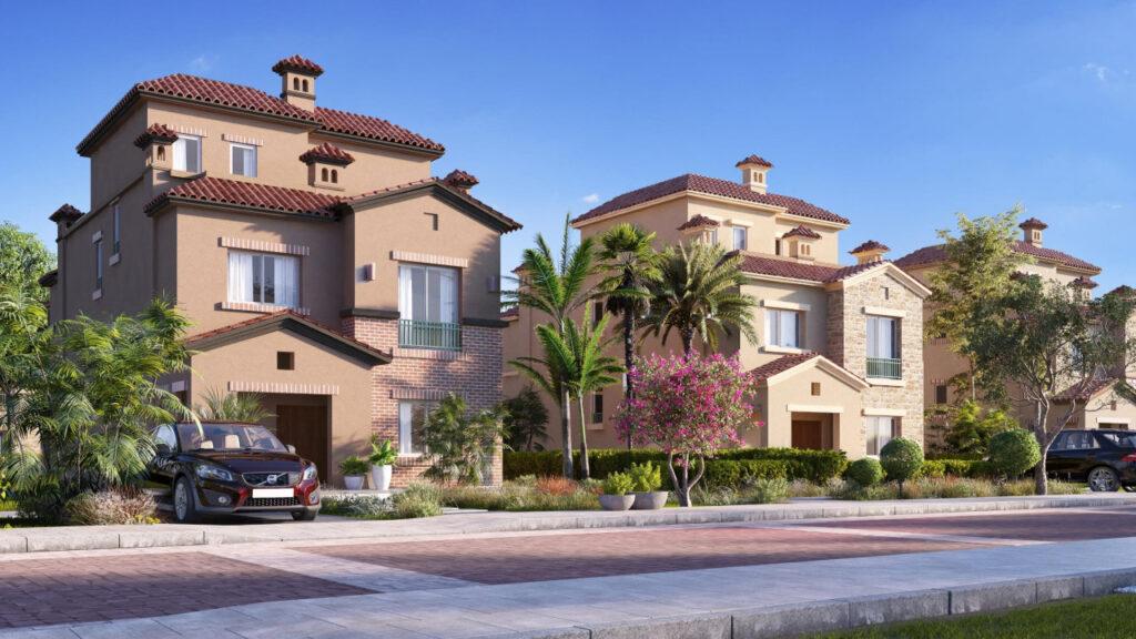 La Vista City Twin House