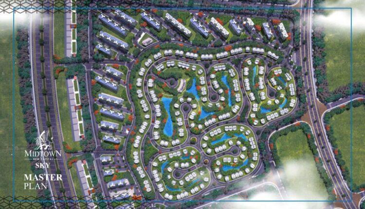 Midtown Sky Master Plan