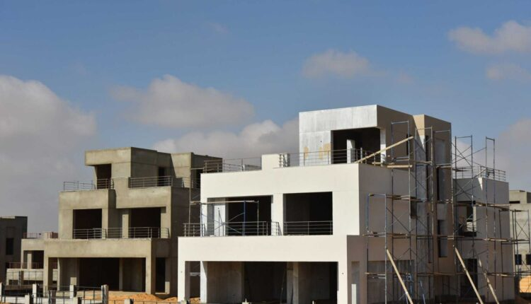 Palm Hills New Cairo Constructions