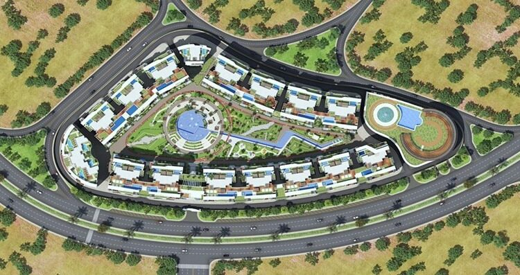Rivan Compound Master plan