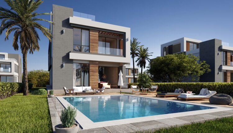 Seperate Villas in La vista city