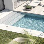 Swimming pool in Jada Iwan