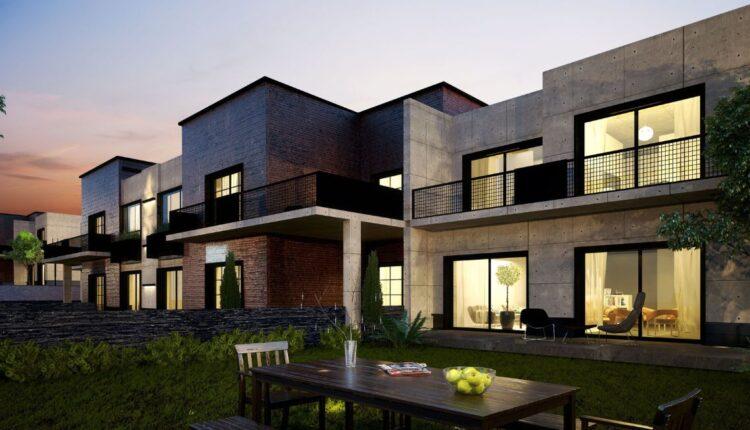 Twin House in Birx 6 October