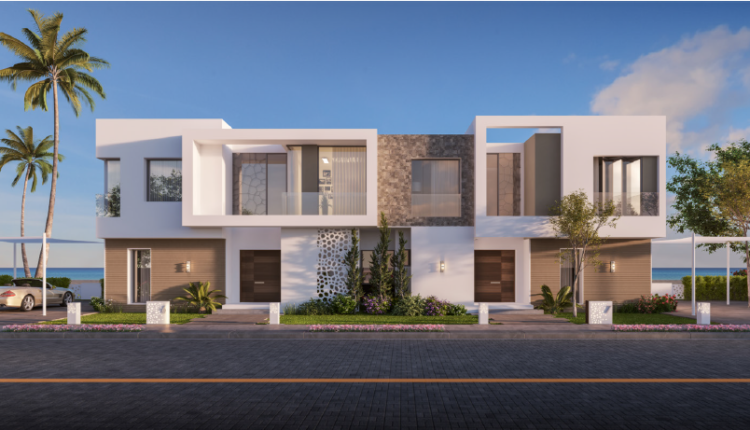 Twin Villa in City Stars Arco Developmenrt