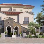 TwinHouses for sale in Al Maqsad