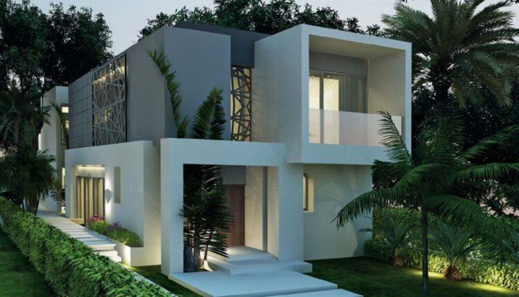 Villa and Gardens Badya compound
