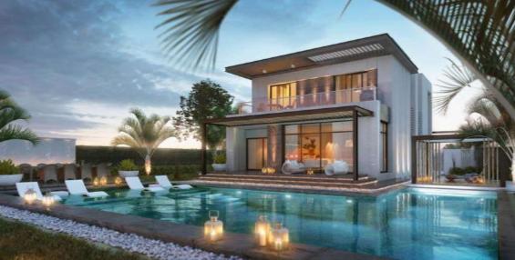 Villa for sale in Gaia Resort