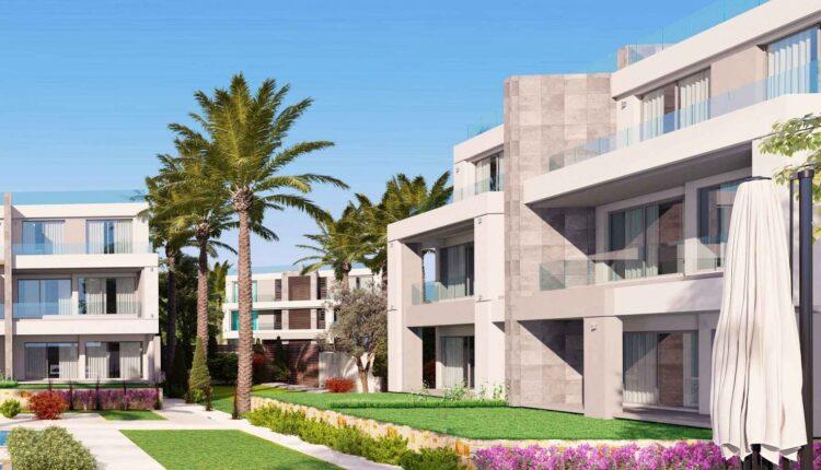 Villa for sale in la vista ray sokhna resort