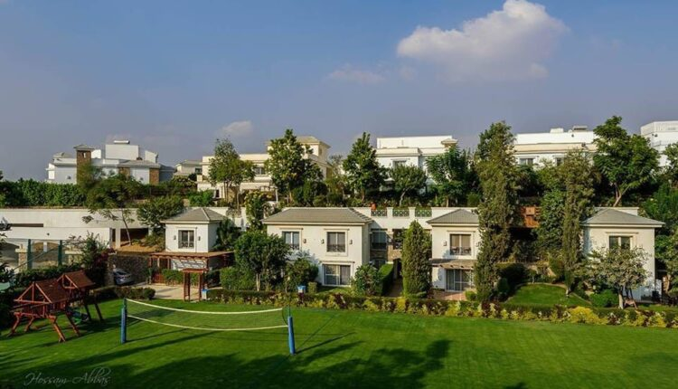 Villas for sale in icity new cairo