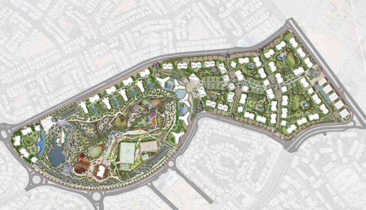 Zed Towers Sheikh Zayed Master Plan