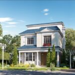design for villas in Mountain View III