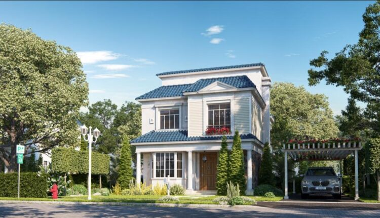 design for villas in Mountain View III