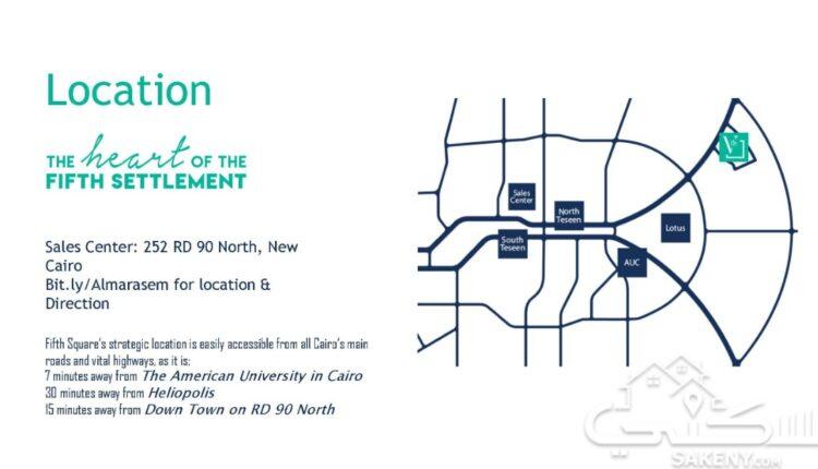 fifth square location