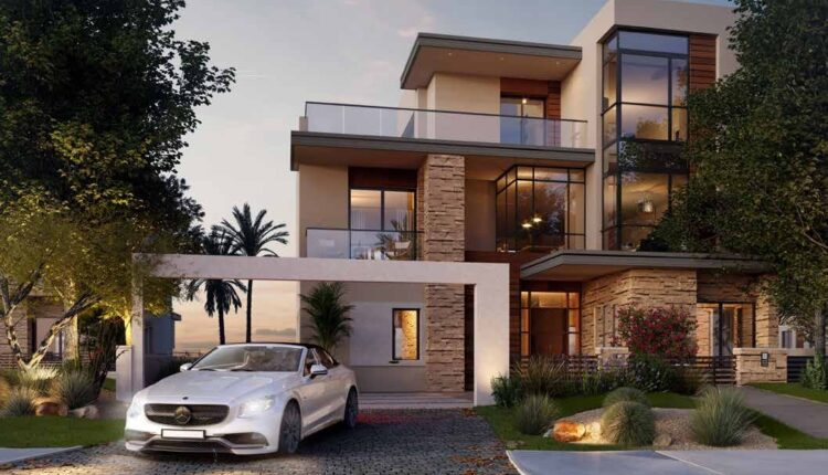 large Villas in the ESTATES New Zayed
