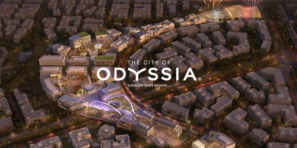 the city of odyssia compound
