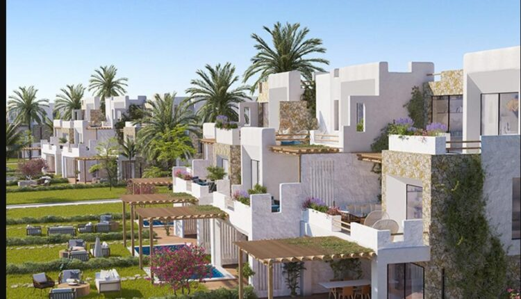 twinhouse for sale in el masyaf