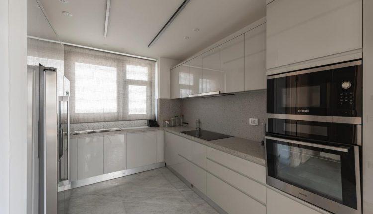 Al burouj kitchen Finishing type