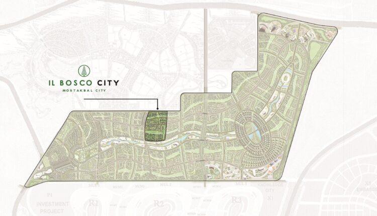 IL BOSCO CITY Location Mostakbal