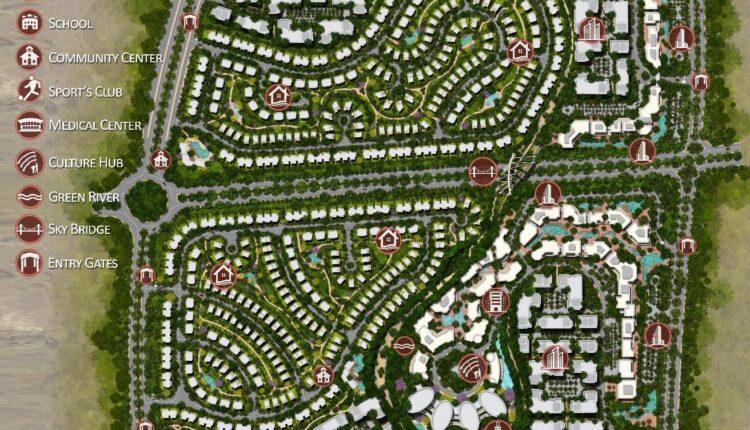IL Bosco City Master Plan