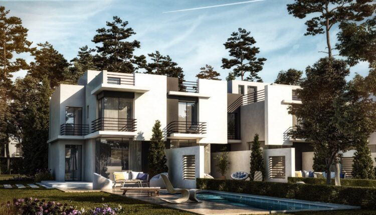 Town Houses For Sale in IL BOSCO CITY