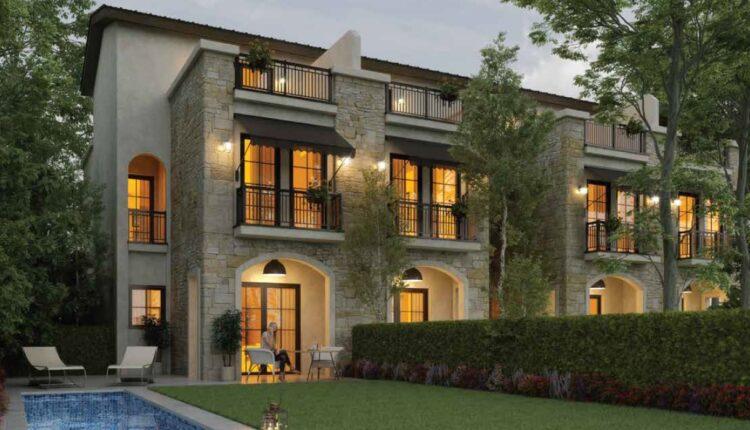 Decent Villas in the MarQ New Cairo