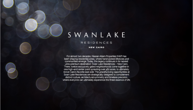 Swan Lake Residences New Cairo Cover