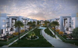 Apartment for sale in The Square compound realestate eg