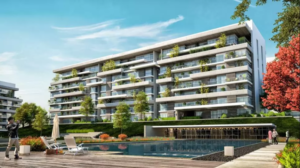 Apartments and Swimming pool in Scenario New Capital