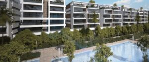 Apartments for sale in Lake View Residence