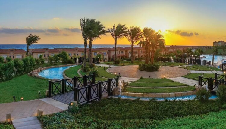 Apartments for sale in Telal Resort Ain Sokhna