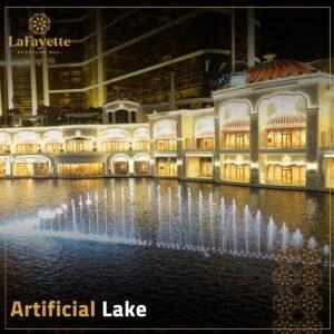 Artificial Lake لافييت مول