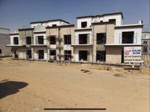 Azzar New Cairo Villas