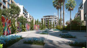 Green Avenue compound