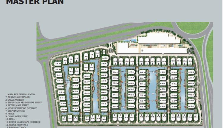 Lake View Residence Masterplan