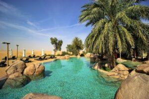 Lake in Telal Resort Ain Sokhna