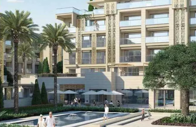 Life in Cairo West Residence