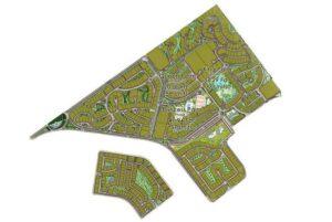 Master Plan for Palm Hills October
