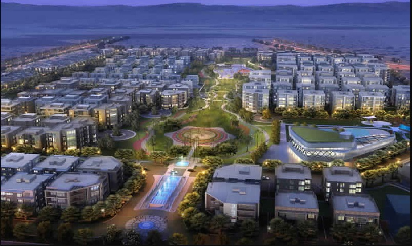 Master Plan for Tag Sultan Project