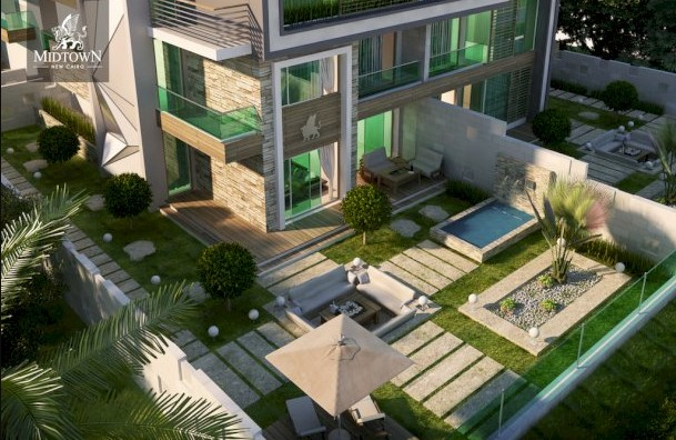 Midtown New Cairo Design