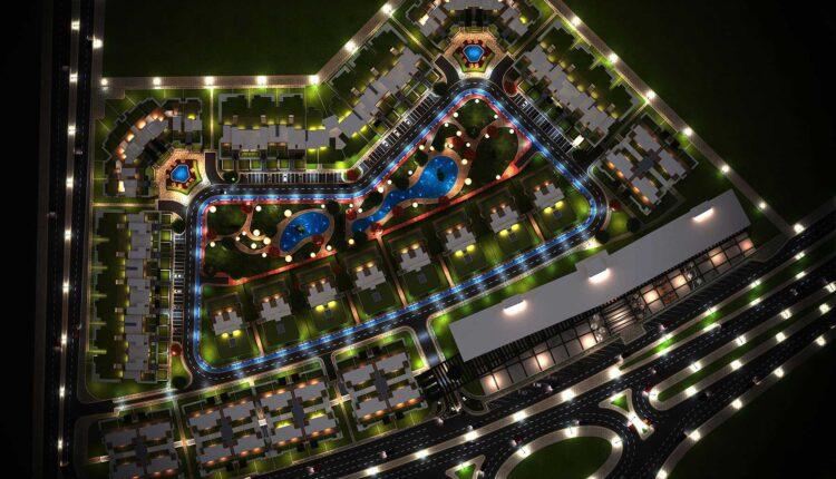 Midtown Solo Mall Master plan