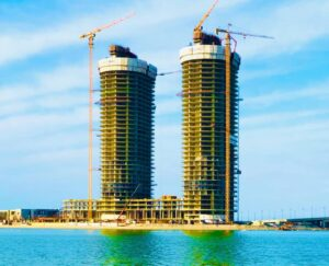 New alamein towers north coast