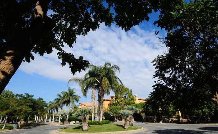 Palm Hills October compound realestate eg