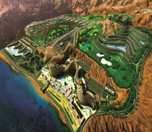 Porto Sokhna master plan