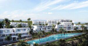 Properties for sale in Carnelia El sokhna Resort
