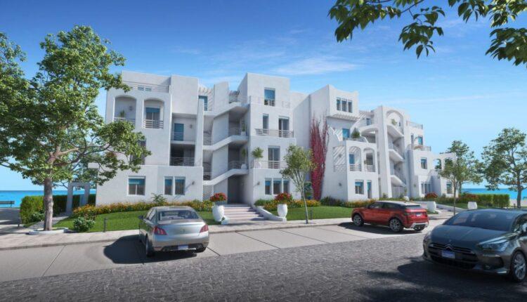 Residential units in Jefaira Resort North Coast